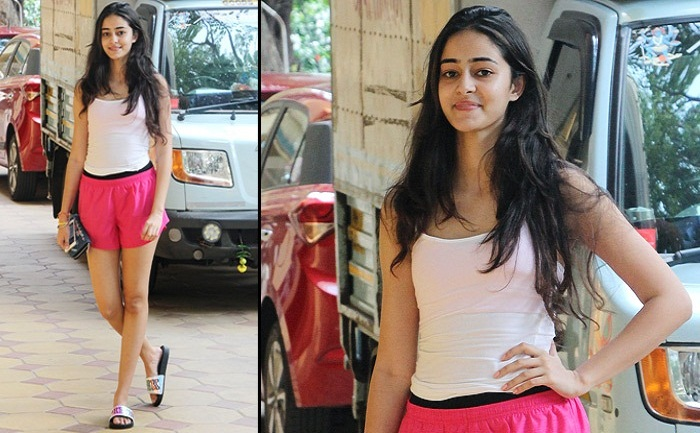 Ananya Pandey Biography & Latest News