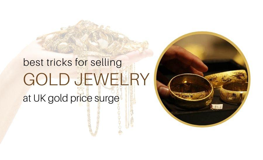 UK Gold Price Surge