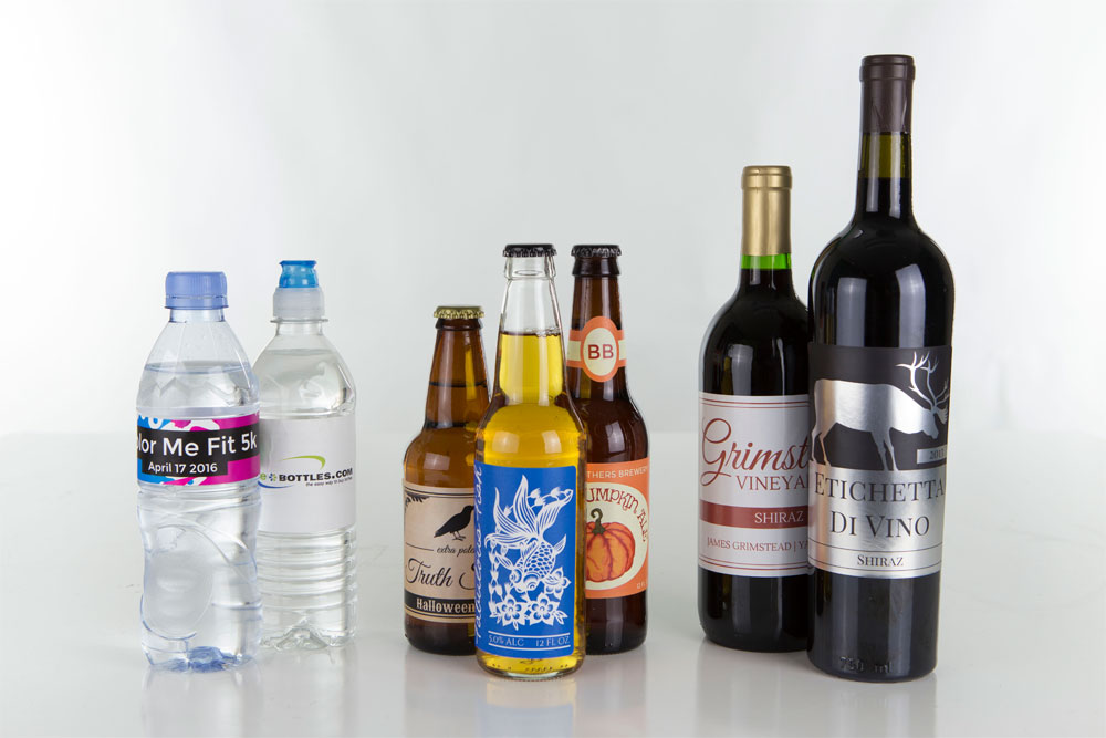 How To Design The Perfect Bottle Label?