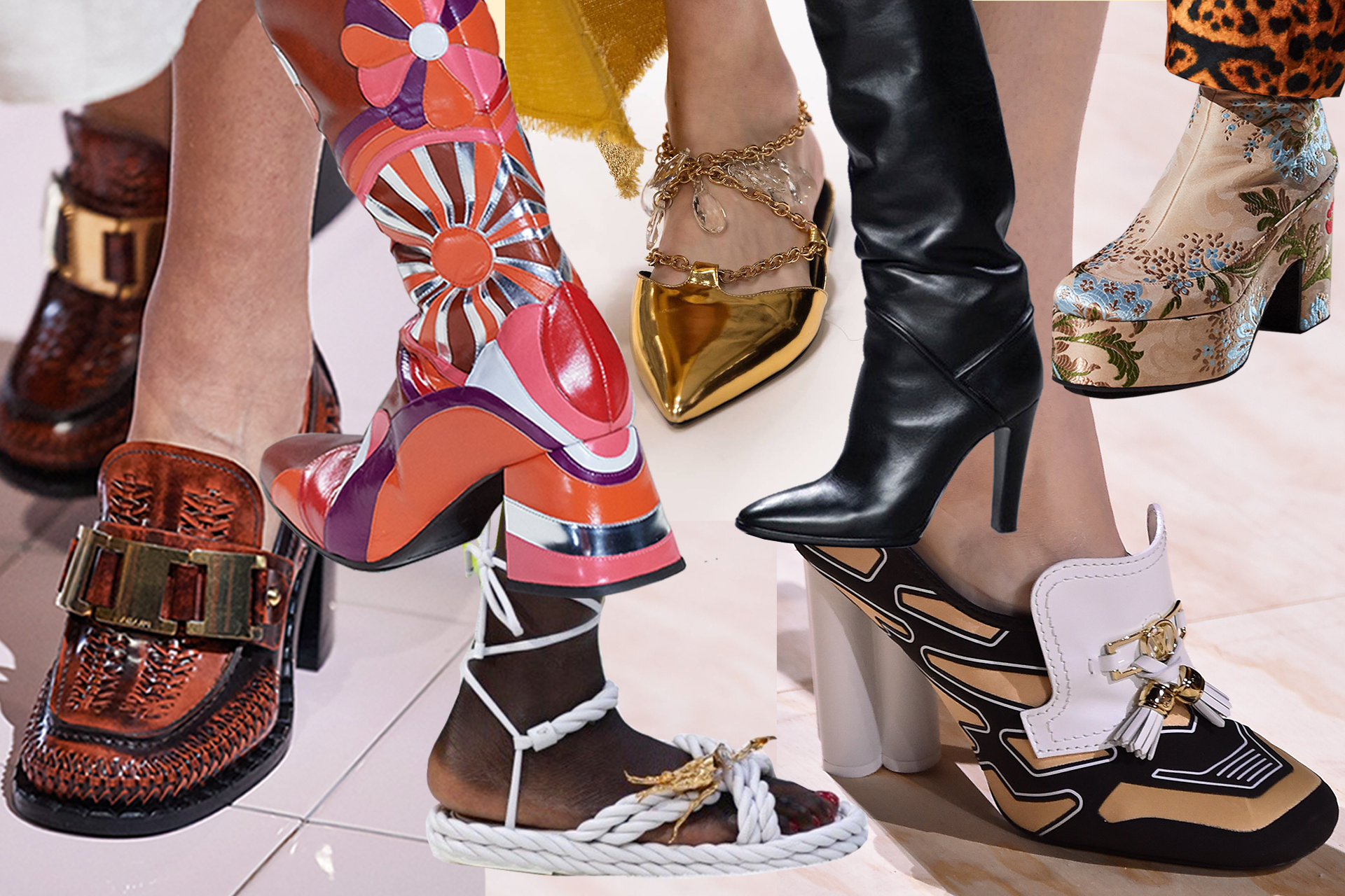 Shop 6 Hit Shoe Trends for spring 2021 Right Now
