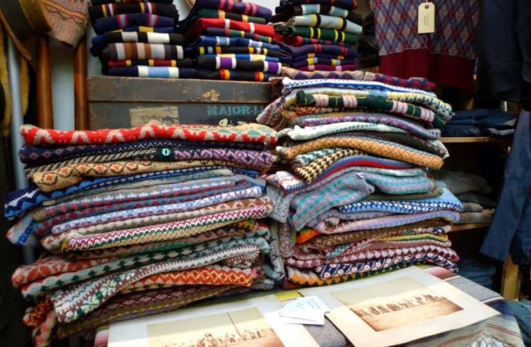 Criteria on which to pick traditional Irish sweaters